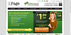 Get the best Web Hosting for $ 1.99 at Ipage   Free domain name   CashBack of 75$ by DealsBigDeals