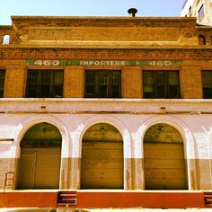"""Another beautiful 1800s TriBeCa facade, soon to be a mega building. Sadly I doubt it will be preserved"" —evanfrank"