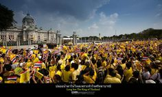 Thai king's 85th birthday December 5, 2012 in Bangkok, Thailand. Photo : 13Maysa