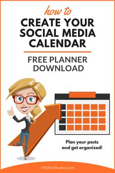 Want to organize your social media marketing campaigns more effectively? Here's the exact template you need! Download a free social media content calendar.