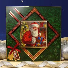 Night Before Christmas Page 1 | Hunkydory Crafts