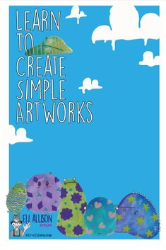 Always wanted to be creative but didn't know where to start? Then start here. I'm an artist who believes anyone who is willing to have a go can be creative. It's not a super power to be artistic; just practice and knowing a few tricks is all you need. POP along to my blog, where I break down simple fun art projects. Simple Artwork, Easy Art Projects, White Gel Pen, Draw Your, Fun Art, Light Painting, Cute Pattern, Gel Pens, Watercolor And Ink
