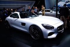 Mercedes AMG GT - Car Body Design