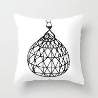 Throw Pillows by Elina Dahl | Society6