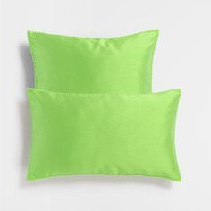 GREEN TEXTURED CUSHION