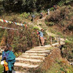 #TrainerTrack Nepal Tag 14: Mr. Tajkumar (Müller) Thappa unser Mann in Nepal. DANJEBAT und THANK YOU
