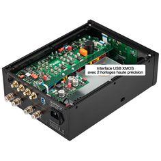 QULOOS QA690 Amplificateur Intégré FDA 2x160W - L'amplificateur Full Digital Amplifier FDA QULOOS QA690 est le digne successeur du QLS QA-100, le premier #amplificateur FDA #XMOS abordable du marché faisant l'unanimité de ses utilisateurs.