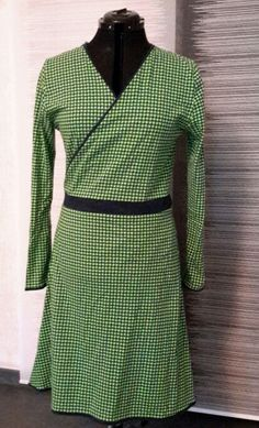 Happy Dots Lillestoff Wrap Dress, Dresses, Fashion, Vestidos, Moda, Fashion Styles, Dress, Fashion Illustrations, Gown