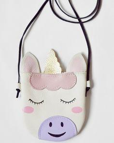 Yuni the Unicorn // Animal Pals Satchel