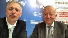 Für die Völkerverständigung! Dirk Müller und Willy Wimmer vom Economic F...
