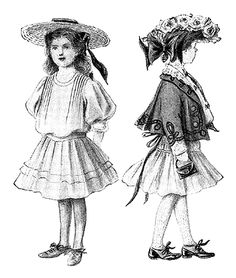 Vintage dresses 1907