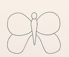 Cum se deseneaza un fluture. - By Oana Tudor