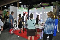 April 2011,Las Vegas LED lighting fair