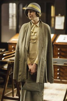 lady edith's coats on downton abbey - Google Search