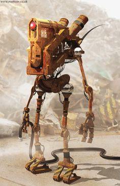 Junkyard Bot