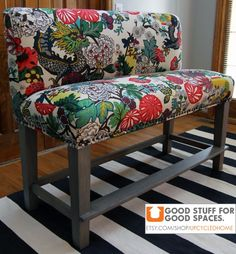 Blog Post With Details About This Banquette Seating Build