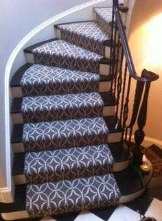 Best Modern Stair Runner Staircase Traditional With Animal 400 x 300