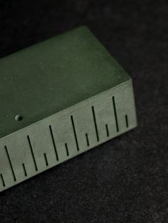 UKKO Forest - Concrete Paperweight with linear function