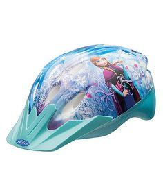 Look what I found on #zulily! Frozen Bike Helmet by Frozen #zulilyfinds
