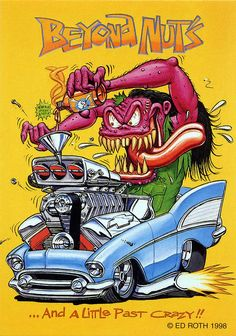 rat fink ed big daddy roth http://www.ritcheyautos.com/