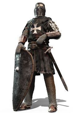Jacques de Molay) (c. – March was the and last Grand Master of the Knights Templar, He lead the Order from April Medieval Knight, Medieval Armor, Medieval Fantasy, Armadura Medieval, Knights Hospitaller, Knights Templar, Knight In Shining Armor, Knight Armor, Crusader Knight