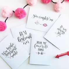 Birthday Presents For Friends, Birthday Gifts, Doodle Lettering, Caligraphy, Valentine Day Cards, Card Designs, Handwriting, Stationary, Amanda