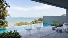 Lounger View #pointyamubycomo vossy.com