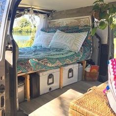 Image result for canopy bed vanlife