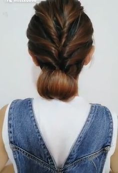 Beautiful Hairstyles - Beautiful hair styles for girls. Easy Everyday Hairstyles, Easy Hairstyles For Long Hair, Formal Hairstyles, Headband Hairstyles, Girl Hairstyles, Braided Hairstyles, Beautiful Hairstyles, Latest Hairstyles, Hair Upstyles