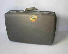 A personal favorite from my Etsy shop https://www.etsy.com/listing/192334564/shabby-chic-luggage-suitcase-american