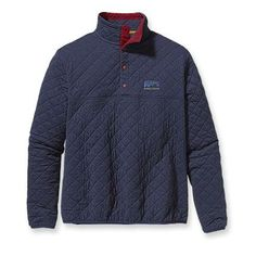 Patagonia Diamond Quilt Snap-T® Pullover | Legacy collection. neeeed