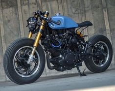 Check this out! I thoroughly appreciate those things they did to this custom-made Buell Cafe Racer, Virago Cafe Racer, Yamaha Cafe Racer, Yamaha Virago, Cafe Bike, Modern Cafe Racer, Custom Cafe Racer, Moto Bike, Cafe Racer Motorcycle