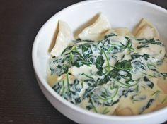 Kale+Mac+&+Cheese+Pierogies