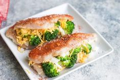 Make broccoli and cheese stuffed chicken any night of the week with this no fail, easy recipe that your whole family will love!