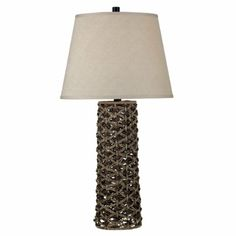 Jakarta Table Lamp   To sit on the green night stands