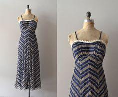 Someday Someway dress / vintage 30s dress / 1930s by DearGolden, $178.00