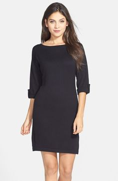 Tart 'Oxana' Boatneck Sweater Dress available at #Nordstrom