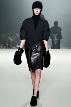Alexander Wang Fall 2013 Ready-to-Wear Fashion Show Collection