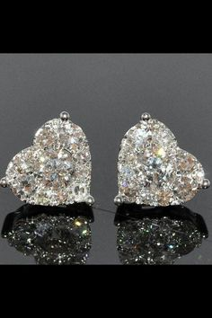Bling earrings ❁†♡❤❁†♡❤
