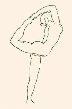 """Auguste Rodin """"Dance Movement"""""""