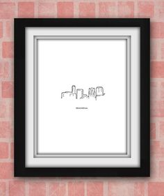 This print of an original ink sketch of the Birmingham skyline by artist Joseph Dalton.  Set: Buy any three skylines: https://www.etsy.com/listing/159048059 Personalize: Custom text for this piece: https://www.etsy.com/listing/164669597 All Skylines: https://www.etsy.com/shop/ArtByJosephDalton?section_id=15036568&ref=shopsection_leftnav_9 Frames sold separately: https://www.etsy.com/shop/ArtByJosephDalton?section_id=13385687&ref=shopsection_leftnav_7 Custom Skyline…