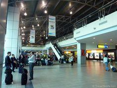 Tocumen Intl Airport, Panama City, Panama.