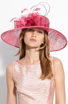 Nordstrom Collection Wide Brim Hat