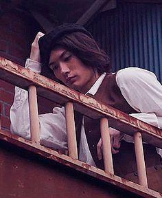 gifs miura haruma haruma miura sakuranamida Japanese Actors C&K