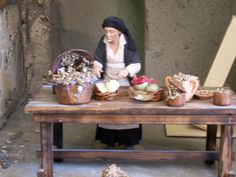 12 Days To Christmas 3of12 - Basilicata, Italy, Christmas Nativity, Presepe