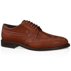 TOD'S Lace-Up Shoes In Leather. #tods #shoes #