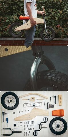 A BIKE FOR HIPSTER KIDS! READ FULL ARTICLE AT YANKO DESIGN