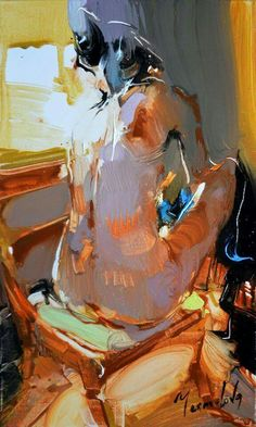 Yrina Yermolova from Ukraine Painting Of Girl, Figure Painting, Painting & Drawing, Life Drawing, Exotic Art, Portrait Art, Dark Portrait, Dream Art, Art Studies