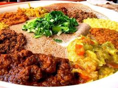 Hmmmmm food of Eritrea