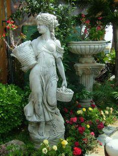 stone statue <3